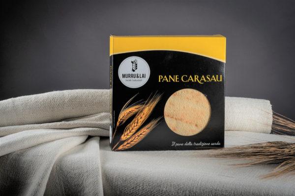 16 confezioni pane carasau in scatola gr.250
