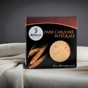 16 confezioni Pane Carasau Integrale in scatola gr. 250