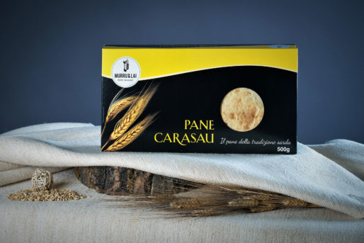 14 confezioni Pane Carasau in scatola gr. 500