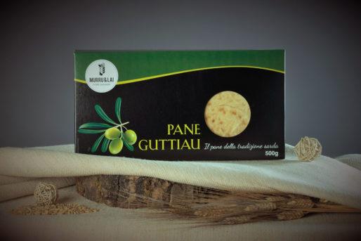14 confezioni Pane Guttiau in scatola gr. 500