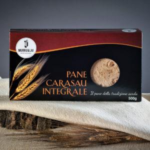 14 confezioni Pane Carasau Integrale in scatola gr. 500